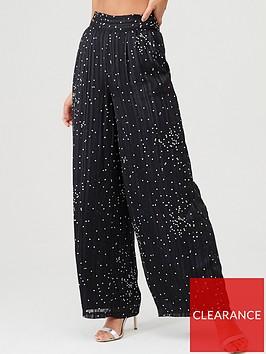 yas-greta-high-waisted-wide-leg-trouser-black