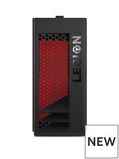 Lenovo Legion T530-28ICB ES Intel Core i5,16GB RAM,1TB Hard Drive & 256GB SSD, NVIDIA RTX2060 6GB Graphics, Gaming Desktop - Black