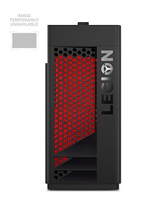 Lenovo Legion T530-28ICB ES Intel Core i7, 16GB RAM, 1TB Hard Drive & 256GB SSD, NVIDIA RTX2060 6GB Graphics, Gaming Desktop - Black