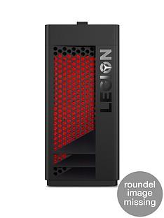 Lenovo Legion T530-28ICB ES Intel Core i5,8GB RAM,1TB Hard Drive & 256GB SSD, NVIDIA RTX 2060 6GB Graphics, Gaming Desktop - Black