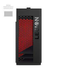 Lenovo Legion T530-28ICB ES Intel Core i5, 8GB RAM, 1TB Hard Drive & 256GB SSD, NVIDIA RTX 2060 6GB Graphics, Gaming Desktop - Black