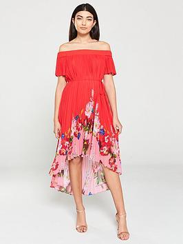 ted-baker-gillyy-berry-sundae-bardot-dress-red