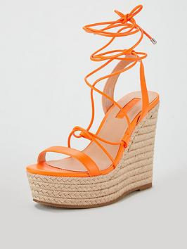 office-hula-platform-wedges-orange