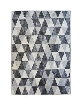 geo-triangles-rug