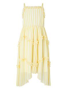 monsoon-girls-sunflower-stripe-maxi-dress-yellow