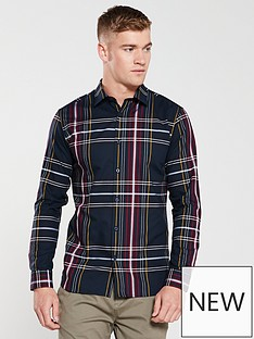 selected-homme-checked-shirt-tartan