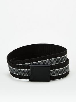 calvin-klein-golf-webbing-belt-black