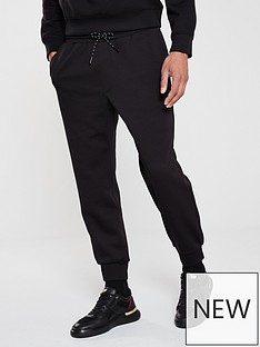 armani-exchange-reflective-logo-jogging-bottoms-black