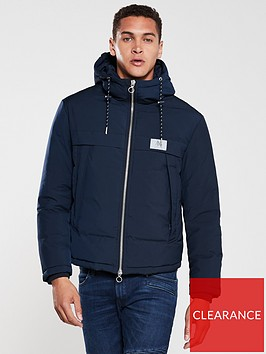 armani-exchange-reflective-logo-padded-jacket-navy