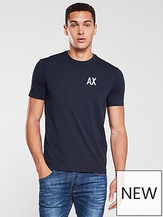 armani-exchange-back-circle-logo-t-shirt-navy