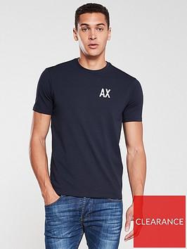 armani-exchange-back-circle-logo-t-shirt-navy