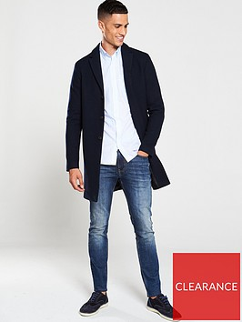 selected-homme-brove-wool-mix-coat-navy
