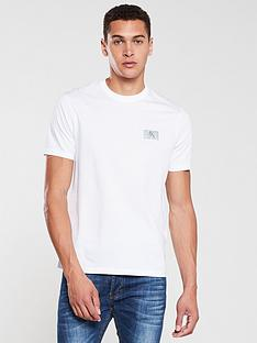 armani-exchange-reflective-logo-t-shirt-white