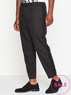 allsaints-bellewnbspcropped-trousers-black