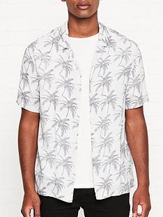 allsaints-santa-cruz-palm-print-short-sleeve-shirt-off-whiteblack