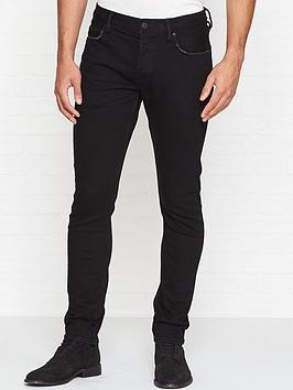allsaints-rex-slim-fit-jeans-black
