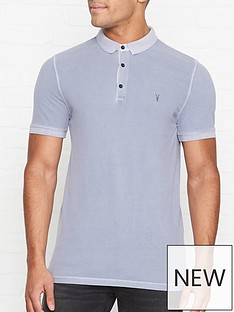 allsaints-contrast-stitch-polo-shirt-blue
