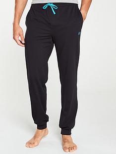 boss-bodywear-lightweight-cuffed-lounge-pants-black