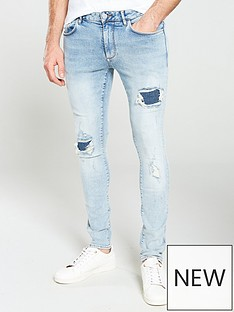 67a28e2061c635 Mens River Island Jeans | RI Jeans | Very.co.uk
