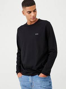 boss-togn-long-sleeve-t-shirt-black