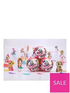 zuru-5-surprise-unicorn-squad-series-1-3-pack