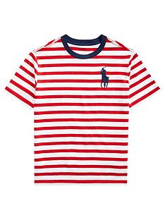 ralph-lauren-boys-short-sleeve-stripe-t-shirt-red