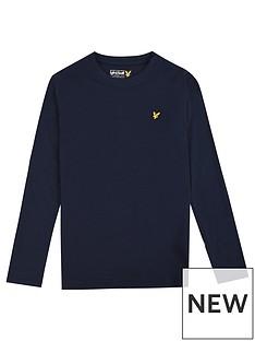 lyle-scott-boys-classic-long-sleeve-t-shirt-navy