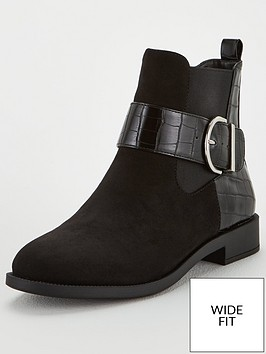 v-by-very-mittie-wide-fit-buckle-strap-flat-ankle-boot