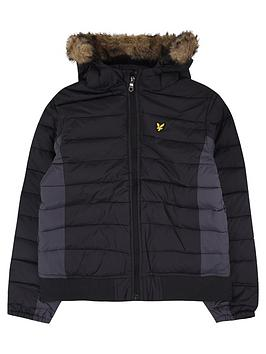 lyle-scott-boys-lightweight-colour-block-padded-jacket-black