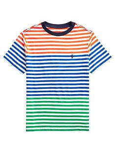 ralph-lauren-boys-short-sleeve-multi-stripe-t-shirt-orange-multi