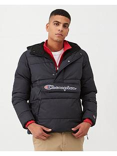 champion-12-zip-padded-jacket