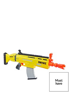 Nerf Fortnite AR-L Motorised Nerf Elite Dart Blaster