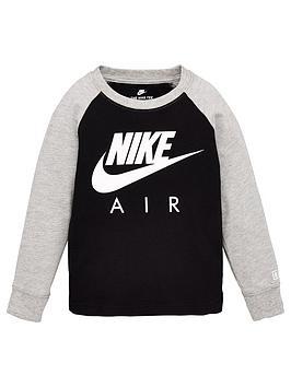 nike-air-childrens-long-sleeve-raglan-tee-black