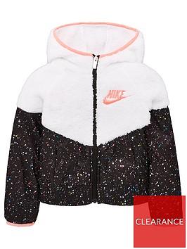 nike-childrens-girls-sherpa-starry-night-printed-windrunner-jacket-white