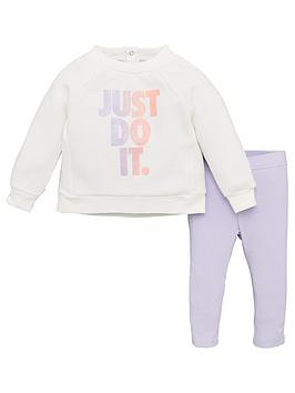 nike-infant-girls-just-do-it-suede-fleece-tunic-crew-set-lilac