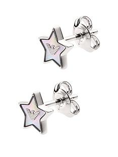 emporio-armani-emporio-armani-sterling-silver-logo-star-ladies-stud-earrings