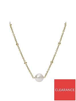 fossil-fossil-vintage-iconic-gold-and-pearl-ladies-necklace