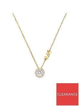 michael-kors-michael-kors-gold-plated-sterling-silver-and-cubic-zirconia-logo-ladies-necklace