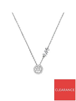 michael-kors-michael-kors-sterling-silver-and-cubic-zirconia-logo-ladies-necklace
