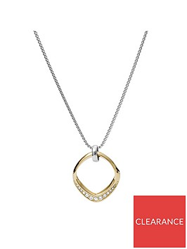 fossil-fossil-gold-geometric-pendant-ladies-necklace