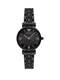 emporio-armani-emporio-armani-black-and-rose-gold-detail-pave-dial-black-stainless-steel-bracelet-ladies-watch