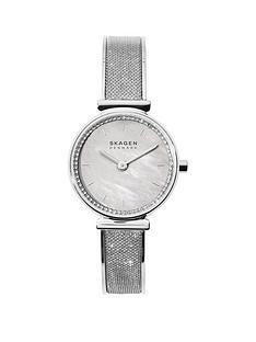 skagen-skagen-annalie-mother-of-pearl-25mm-dial-stainless-steel-glitz-mesh-strap-ladies-watch