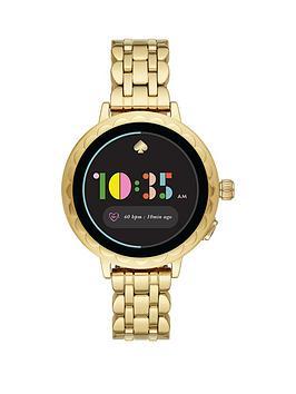 kate-spade-new-york-kate-spade-full-display-scalloped-dial-gold-stainless-steel-bracelet-ladies-smart-watch