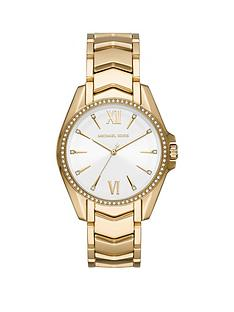 michael-kors-mk6693-whitney-silver-sunray-and-gold-detail-dial-gold-stainless-steel-bracelet-ladies-watch