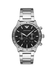 emporio-armani-emporio-armani-black-chronograph-dial-stainless-steel-brushed-detail-bracelet-mens-watch