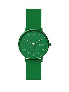 skagen-skagen-aaron-kulor-green-41mm-dial-green-silicone-strap-watch