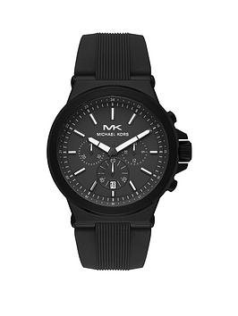 michael-kors-michael-kors-dylan-black-and-white-detail-chronogrpah-dial-black-silicone-strap-mens-watch