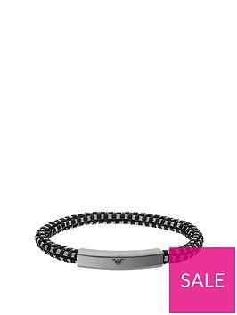 emporio-armani-emporio-armani-black-leather-and-stainless-steel-logo-plate-mens-bracelet