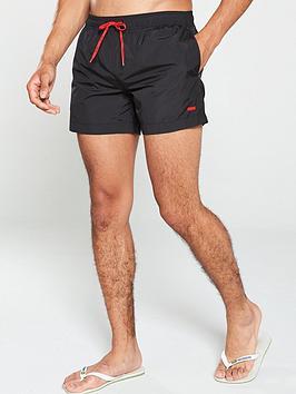 hugo-barbados-swimshort-black