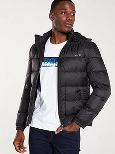 hugo-balin1941-padded-down-jacket-black
